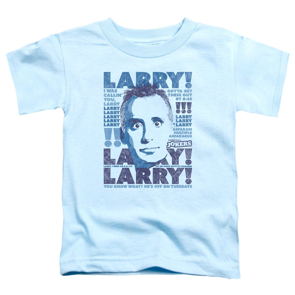 Sons Of Gotham Impractical Jokers Larry Toddler Shirts