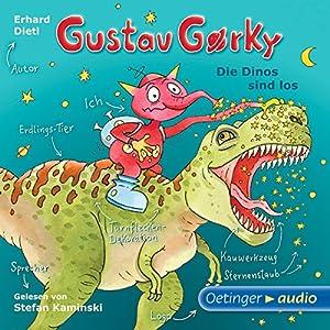 Die Dinos sind los (Gustav Gorky 3) Hörbuch