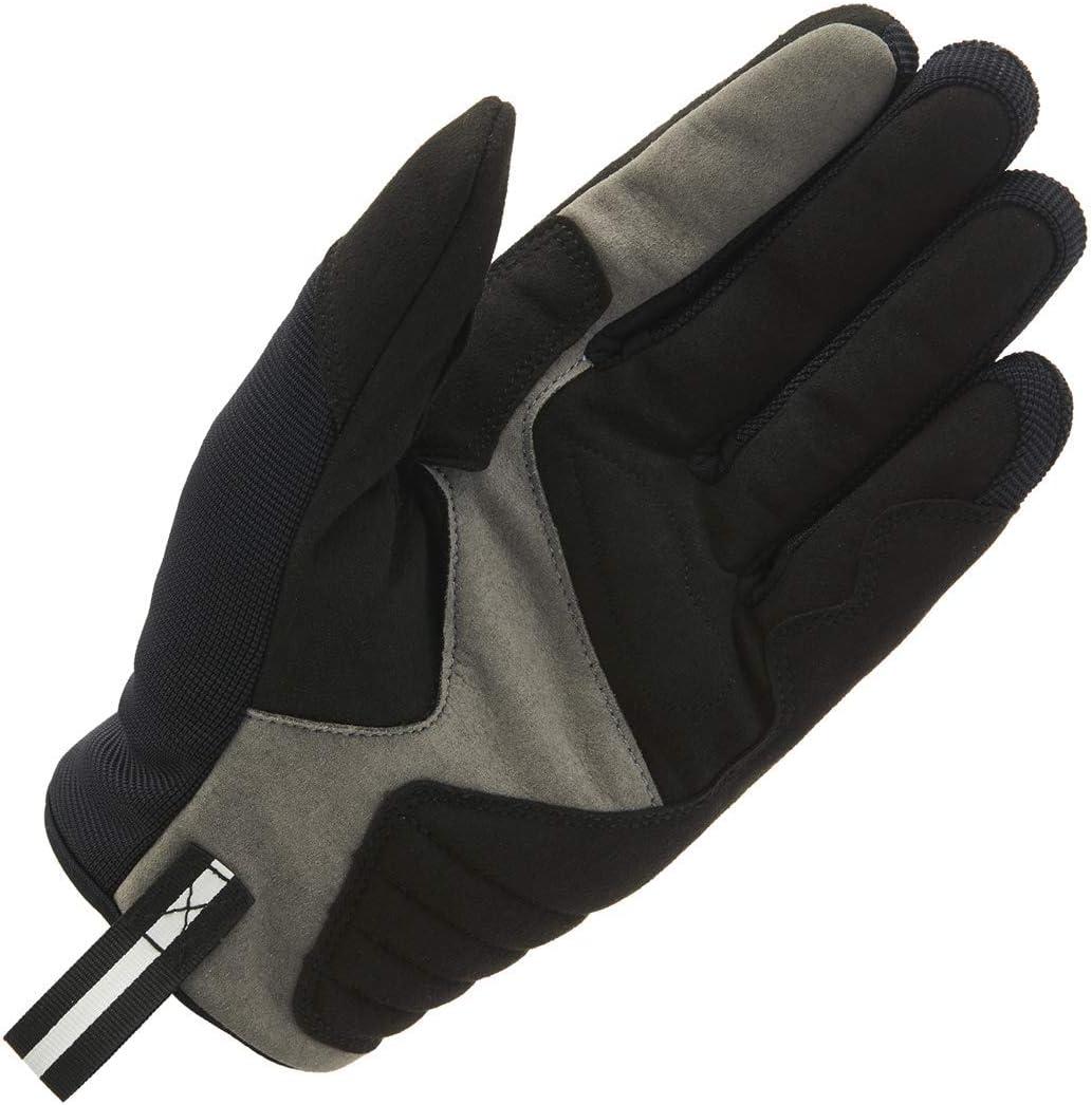 Black S Vespa 606759M01VGBK Glove