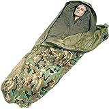 Mil-Tec Modular - Saco de dormir (3 capas)