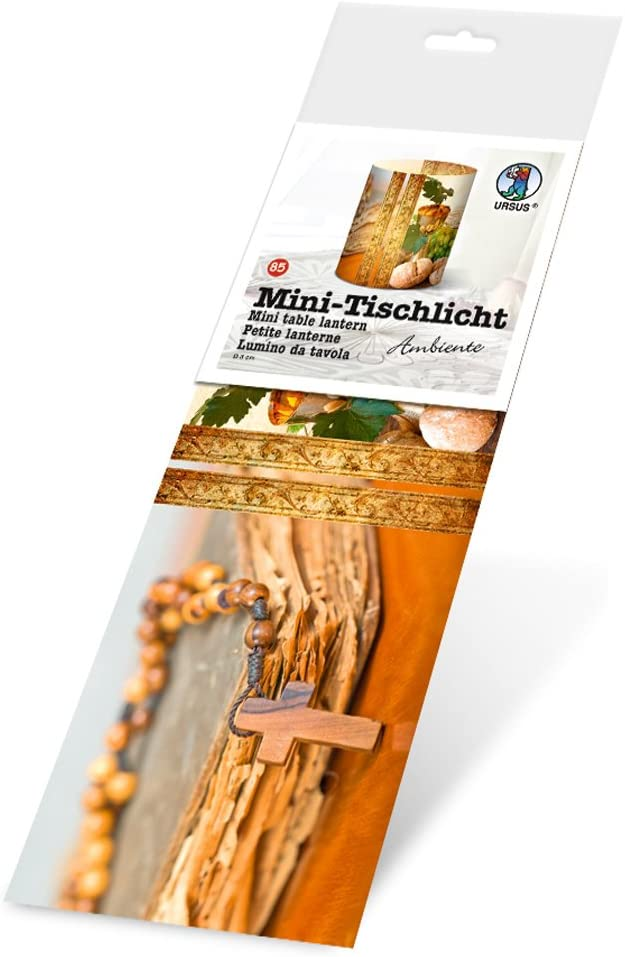 300 g//qm Din A4 Ursus 13184601 10 Blatt Fotokarton Blessing Bilder