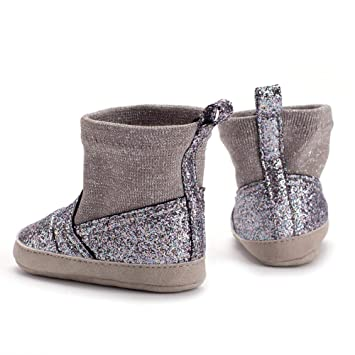 d570406548ac0 Per Chaussures bébés Filles Enfants Premiers Pas Chaussettes bébés 0-1 Ans  Bottes d