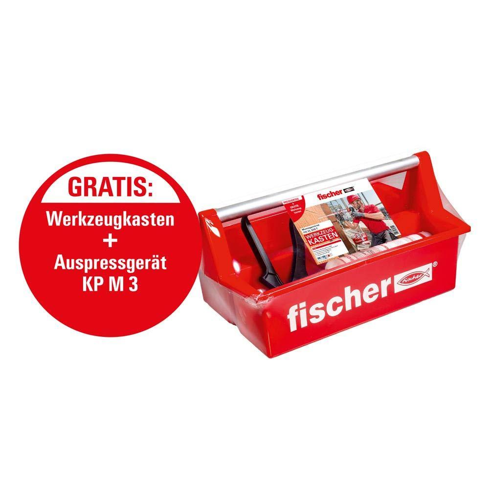 Fischer 548657 FIS VL 300 T Installation Mortar Grey/Red