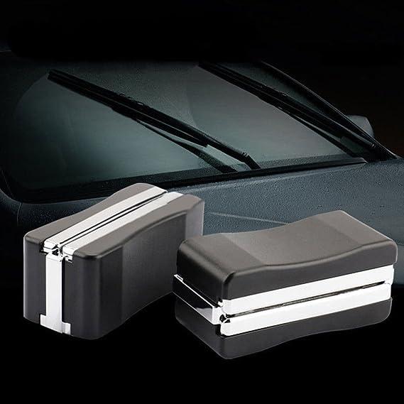 dexinghaoye reutilizable Universal coche parabrisas limpiaparabrisas reparar Kit de herramientas de reparación de molienda: Amazon.es: Informática