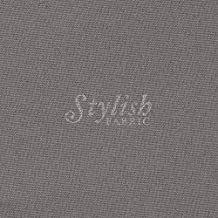 Charcoal Solid Poly Poplin Fabric by the Bolt - 10 Yards (Wholesale Price)