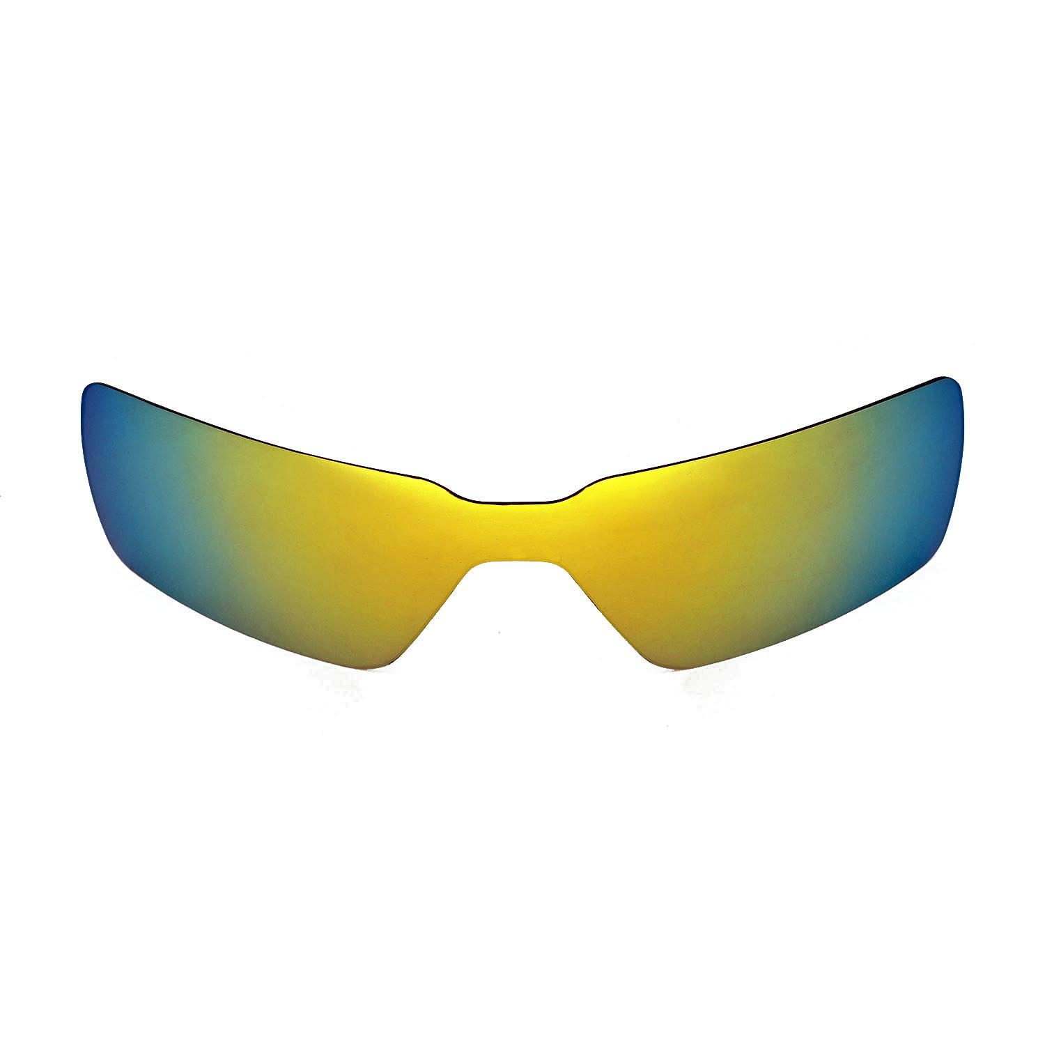 15d41cfaeb Amazon.com  Walleva Replacement Lenses for Oakley Probation Sunglasses -  Multiple Options Available (24K Gold Mirror Coated - Polarized)  Shoes