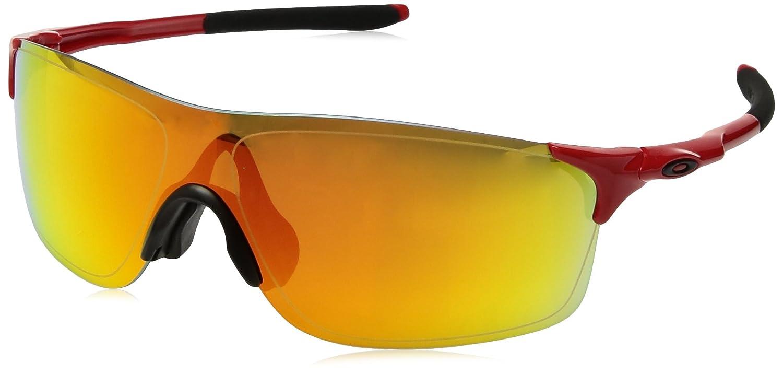 85b48a6ab6b Amazon.com  Oakley Mens EVZero Pitch Asian Fit Sunglasses