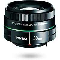 Pentax DA 50mm f1.8 lens for Pentax DSLR Cameras (Discontinued by Manufacturer)