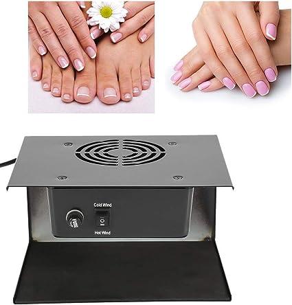 Aspiradores de Polvo de Uñas Extractor profesional de polvo de uñas Aparatos Eléctricos Profesional para Manicura y Pedicura: Amazon.es: Belleza