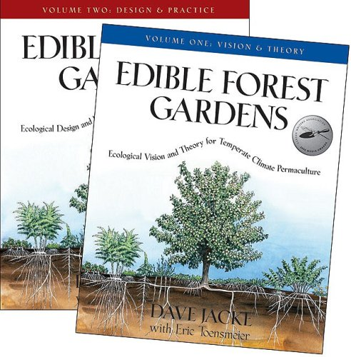 (Edible Forest Gardens (2 volume set) )