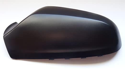 Ultimate Styling Aftermarket Replacement Wing Mirror Cover Cap Colour Of Cover Black Textured For Drivers Side Right Hand Side RH