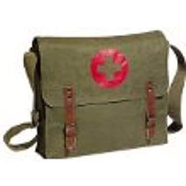 Amazon.com: Vintage Retro Medic Messenger Bag: Clothing
