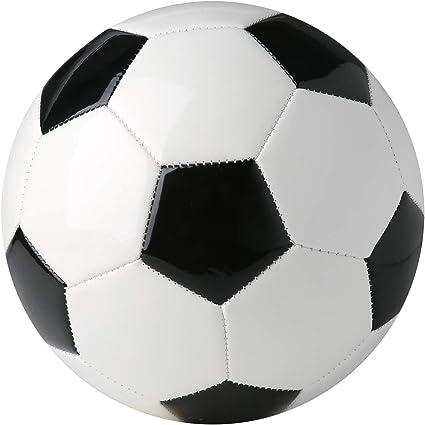 YANYODO Balón de fútbol,Tradicional tamaño 3.4.5 para niños ...