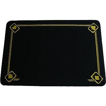 Tapete Clásico Impreso (Negro)