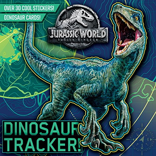 Dinosaur Tracker! (Jurassic World: Fallen Kingdom) (Pictureback(R))