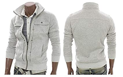 Amazon.com: Top Slim Mens Sweatshirt Casual Men Tracksuits Popular for Male Hoodie: Clothing