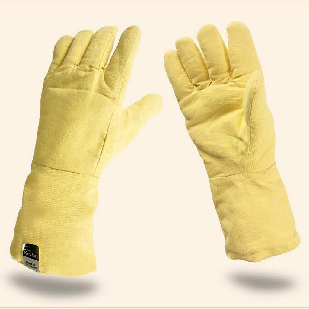 高温耐性手袋、耐切断性、オーブン耐性、500度高温、快適な保護手袋 SHWSM B07SVWNW9G