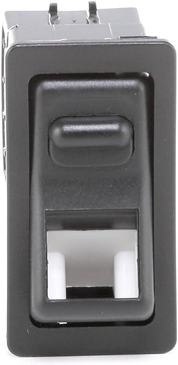 Hella 6eh 004 570 621 Schalter Kippbetätigung Anschlussanzahl 4 Mit Komfortfunktion Sicherheitsschalter Auto