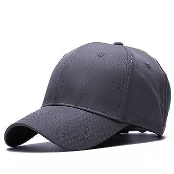 JIU Sombreros Gorra De Béisbol Delgada De Las Gorras De Golf del Sombrero del Hombre para