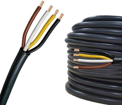 AUPROTEC 5 10 20 ou 50 m Isolant Electrique PVC Gaine Isolante Protection des C/âbles choix: /Ø int. 10 mm, 20m m/ètre