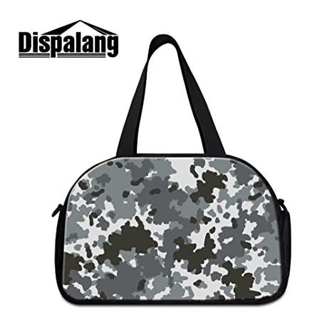 9408270cbb658f Image Unavailable. Image not available for. Color: Generic Camouflage  Travel Tote Bags Large Shoulder Gym ...