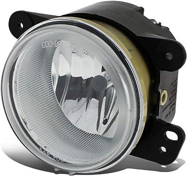 LH//RH OE Replacement Fog Light Lamp for 10-18 Charger//Journey//Wrangler//Cherokee