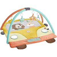 Baby Fehn 66180 3 Boyutlu Bebek Oyun Halısı Funky, Çok Renkli