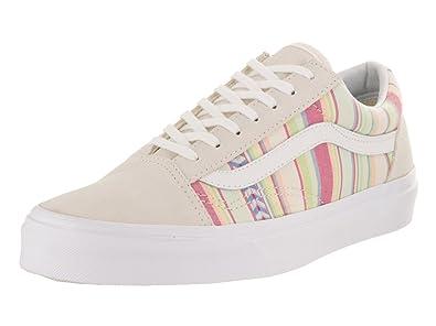 Unisex Old Skool (Chambray Stripes) Skate Shoe