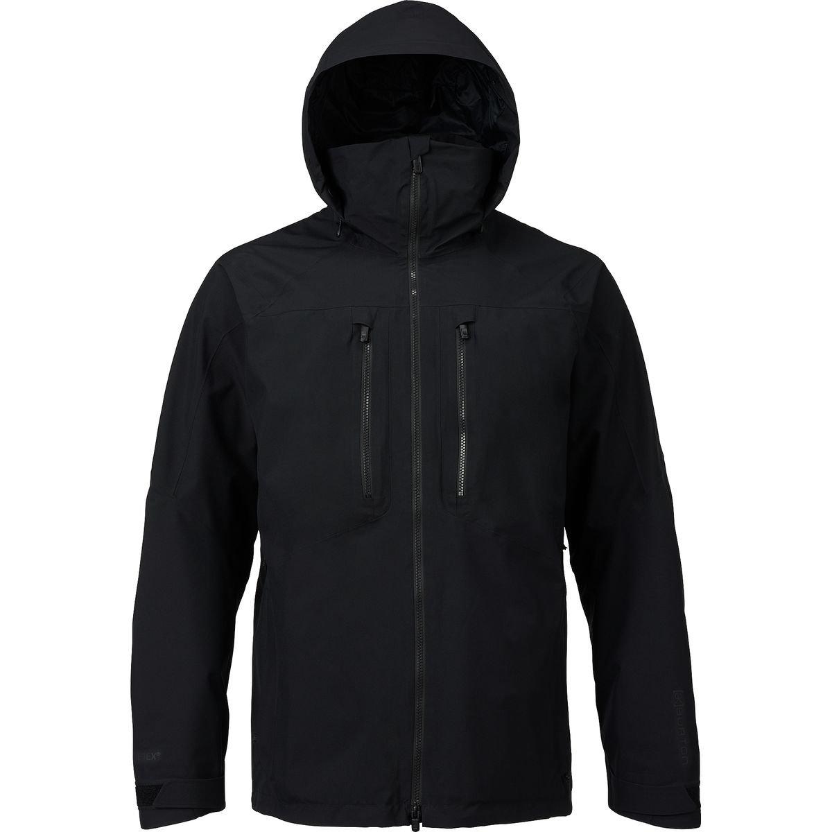 (バートン) Burton AK 2L Swash Gore-Tex Jacket メンズ ジャケットDrydye Black [並行輸入品] B076WNDJ32 日本サイズ M (US S)|Drydye Black Drydye Black 日本サイズ M (US S)