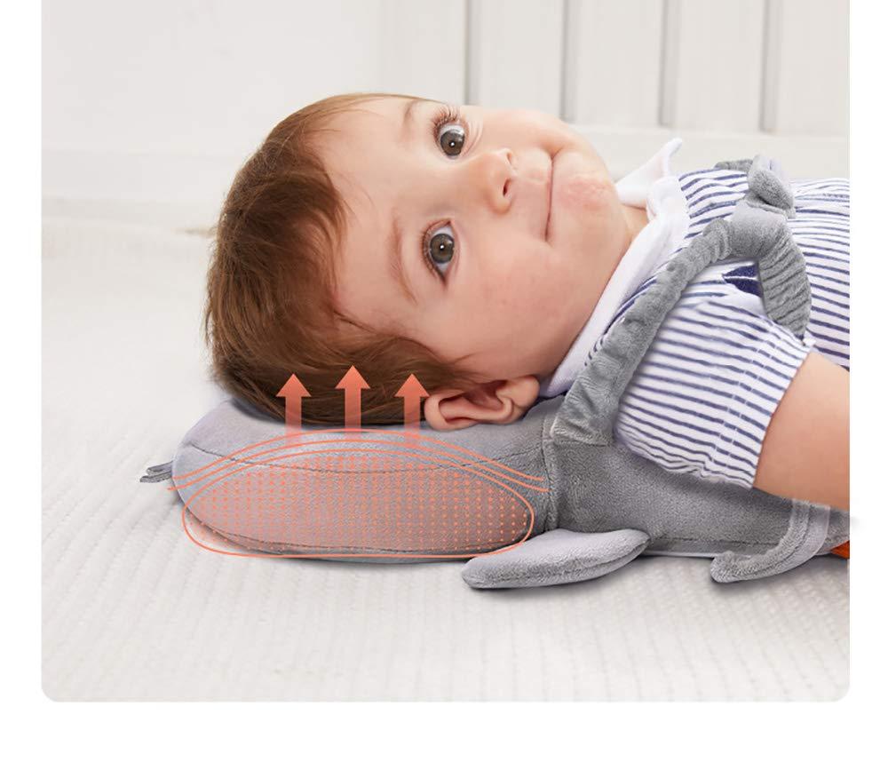 Coj/íN De Protecci/óN Ajustable para Beb/é La Cabeza Y La Espalda del Beb/éAmortiguador Protecci/óN De La Cabeza Cuello Y Columna,Escarabajo peque/ño