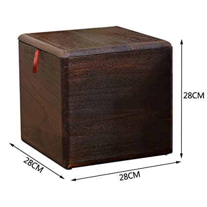 Fabulous Amazon Com Aglzwy Storage Stool Multifunction Solid Wood Gmtry Best Dining Table And Chair Ideas Images Gmtryco