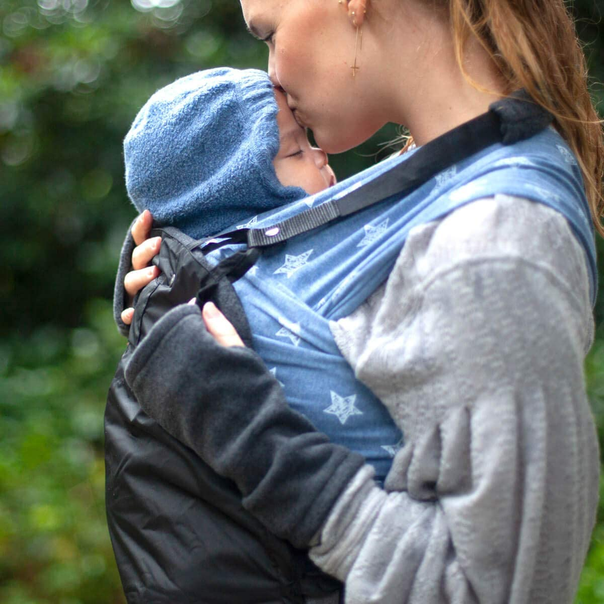 Hoppediz - Cobertor para portabebés