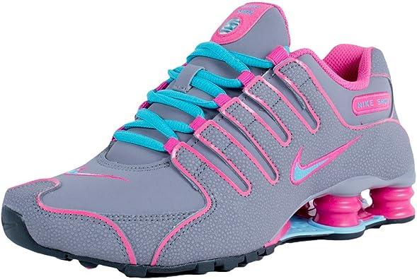Amazon.com | NIKE Shox Nz Womens Shoe (8.5) | Running
