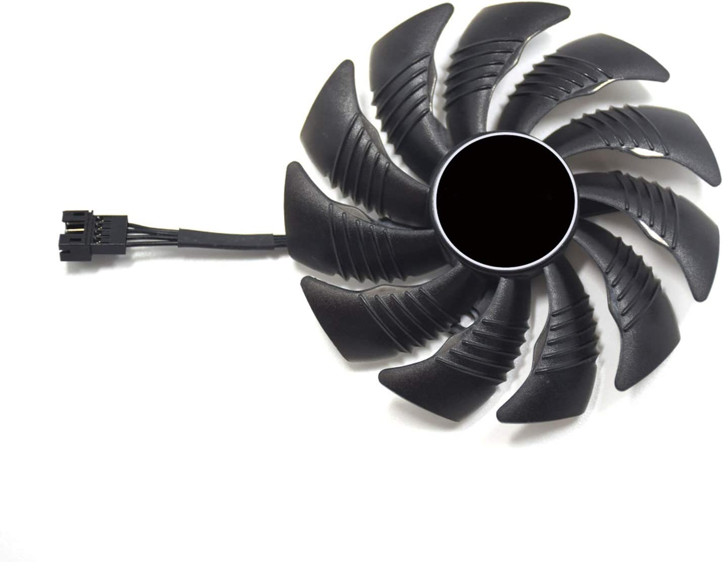 Gigabyte GTX 1050 1060 1070 RX 470 480 570 G1 Graphics Card Cooling Fan as Replacement 90mm PLD09210S12HH T129215SU 87MM