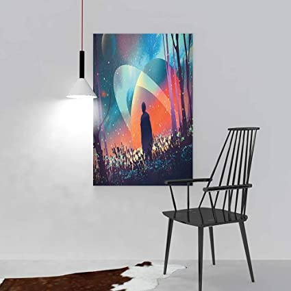 Amazon com: Painting Living Room Decoration Frameless House Decor