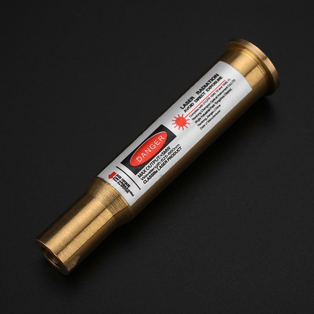 30-30 Win Red Dot Laser BrassCartridge Bore Sighter Boresight for Gun Scope 95593 95593-Hon053140