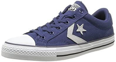 300389854e8a CONVERSE Unisex-Adult Star Player Core Ox Trainers 364940-52-5 Ensign Blue