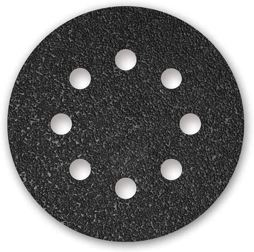 25 MENZER Klett-Schleifscheiben Exzenterschleifer 150 mm 15-Loch K24-36