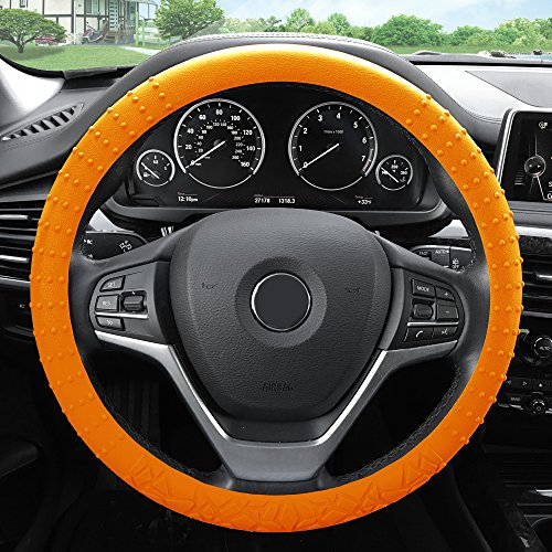 FH Silicone Pattern Massaging Steering