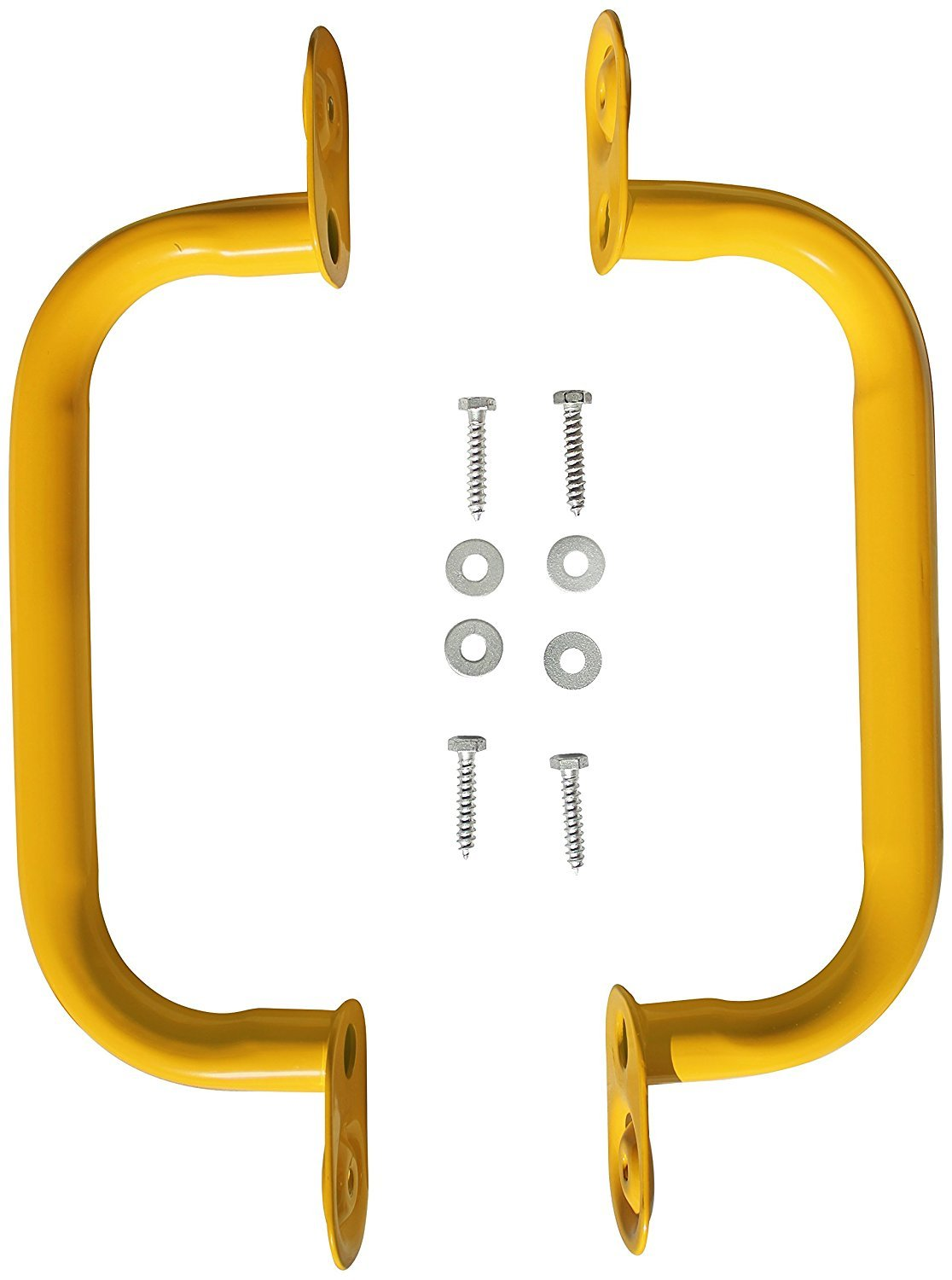 MOHOT 15'' Steel Safety Handles Pair - yellow