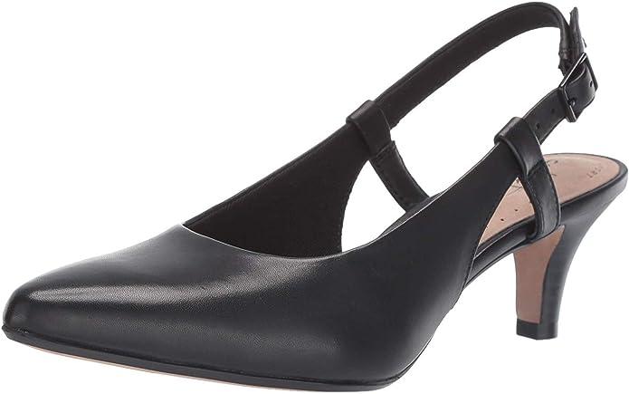 Clarks 女士小猫跟鞋舒适好走,完全不磨脚
