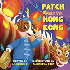 Patch, the playful Jack Russell terrier wears a shiny, golden key around his neck. Last time, the key had unlocked an adventure to London but this time the key takes Patch all the way to Hong Kong! Are you ready to join Patch on this exciting...