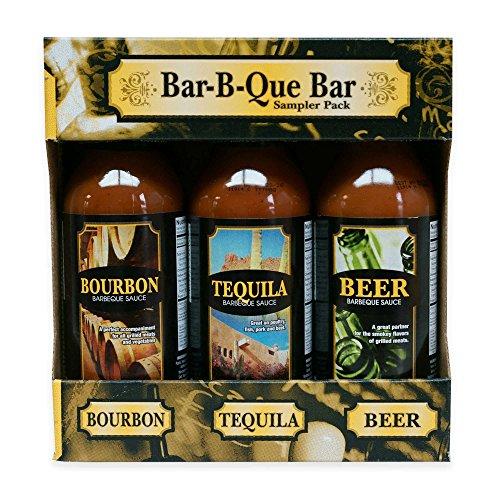 Texas Tamale Bar-B-Que Bar 3-Pack Sampler Gift Set