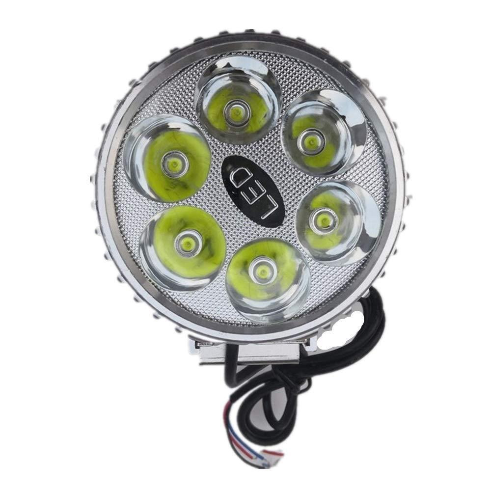 Los faros de automóviles Luces LED de trabajo 18W proyectores for ...
