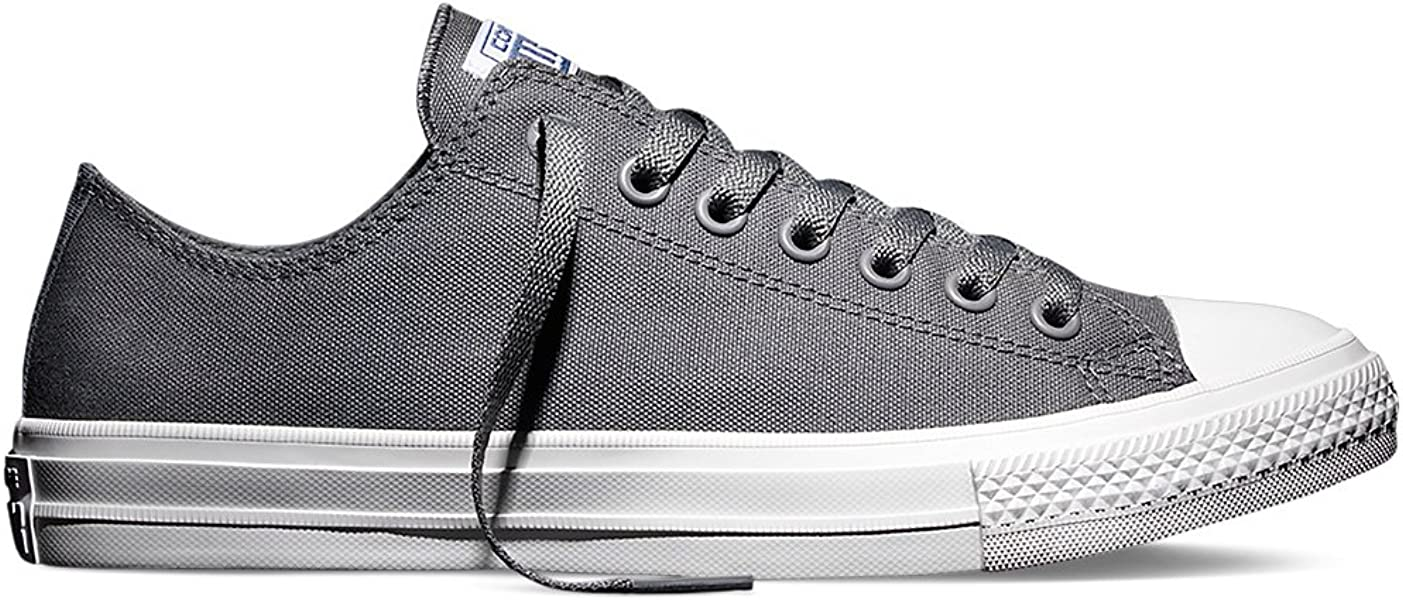 36 Homme 5 thunderwhitenavy Chaussures Ox Converse Gris Ii Ct 0PfOH