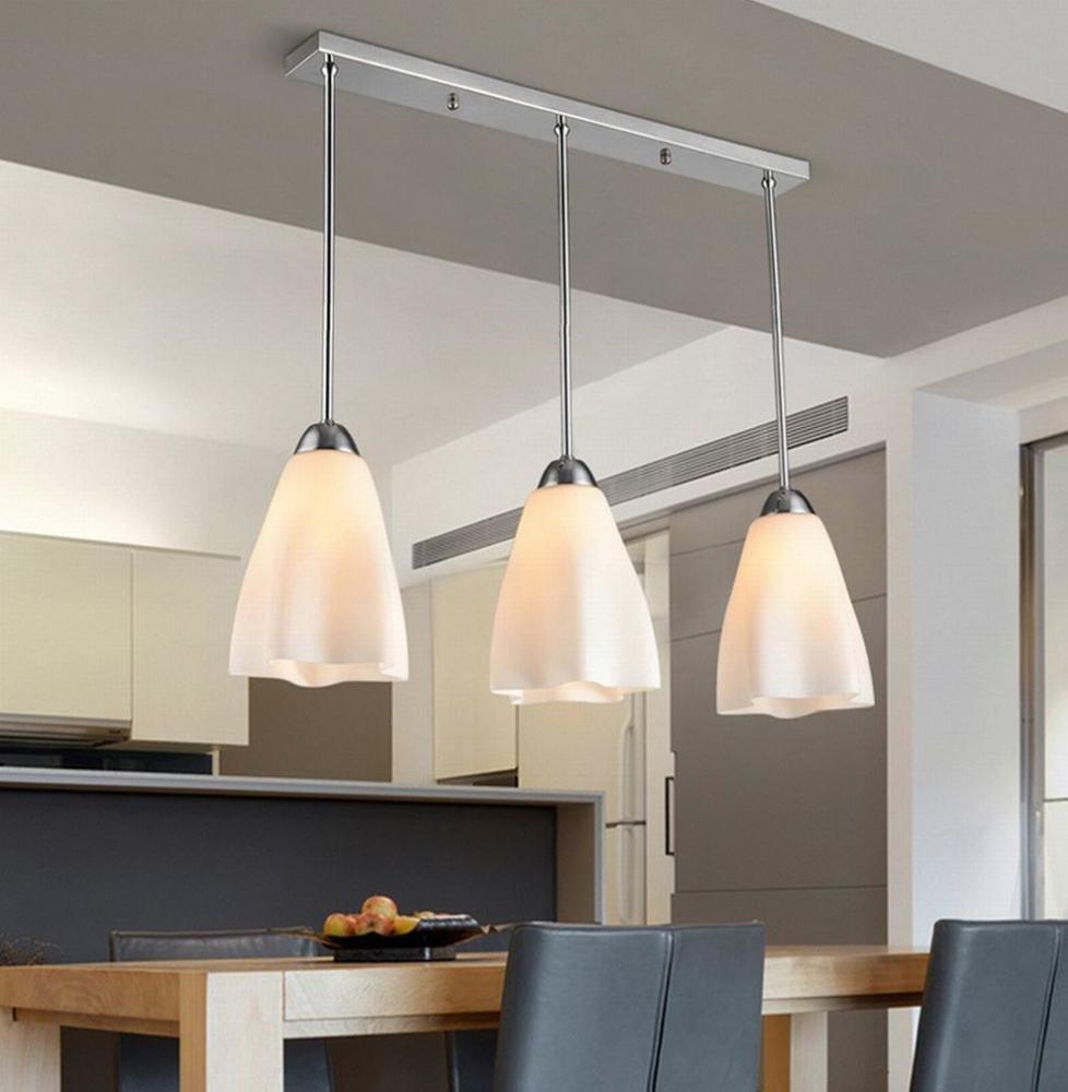 DEN Creative personality modern bar cafe tea shop chandelier,A,3 heads - B by DEN (Image #1)