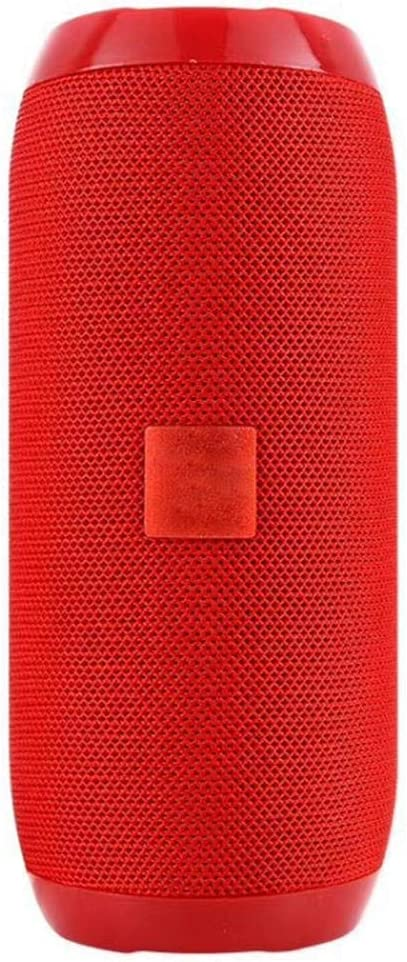 Gedeihen Altavoz Bluetooth de Ducha 5W Altavoz Portatil Bluetooth V4.2 Altavoz Bluetooth Inalambrico, 4H de Reproducción, Micrófono Incorporado, Bass, FM/AUX/USB/TF
