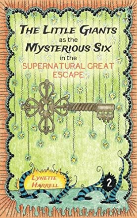 The Little Giants as the Mysterious Six in the Supernatural Great Escape