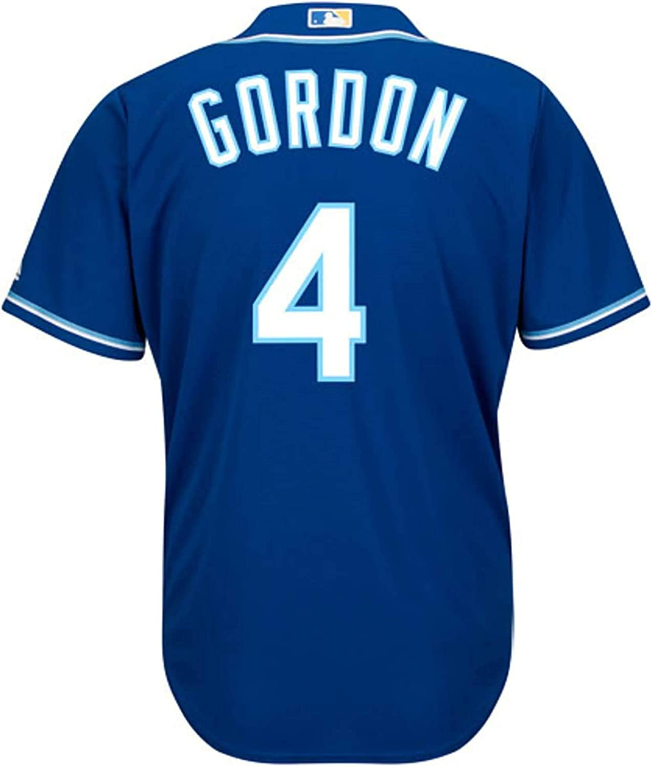 Alex Gordon Kansas City Royals Youth 8-20 Blue Alternate Cool Base Player Jersey