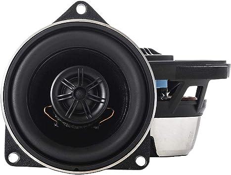 Cdt Audio Bm4 42ex 10cm Koax Lautsprecher 60w Rms 100w Max 4 Ohm Für Bmw Mini E6x E7x E83 E89 F0x R5x R6x Navigation